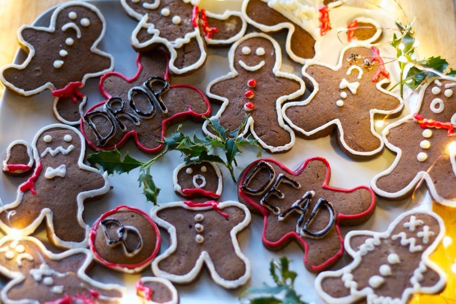 Vegan Gingerbread Men | Koko's Kitchen