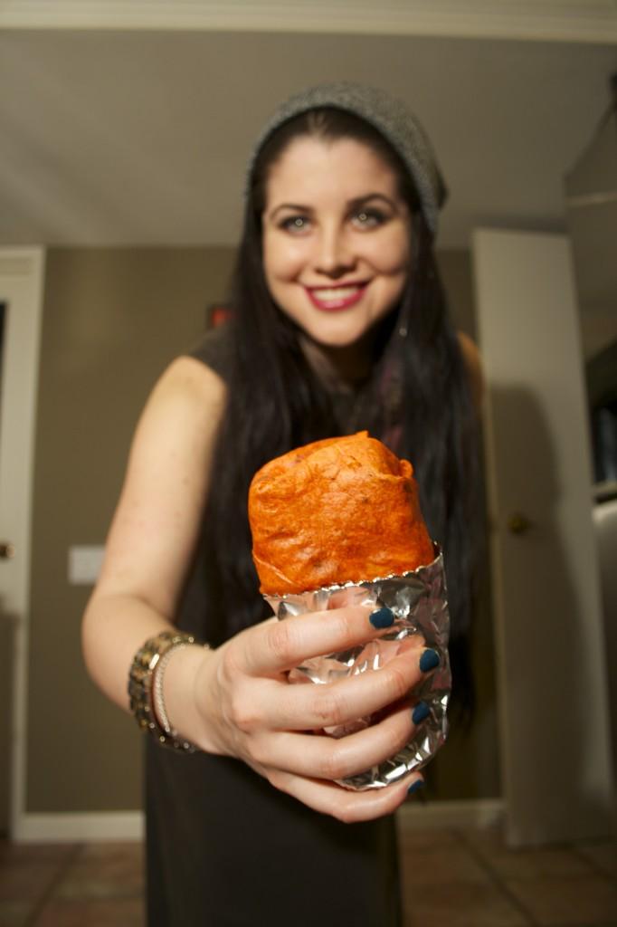 Koko Brill & Vegan Burrito