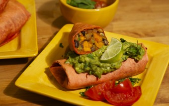 Vegan Burrito