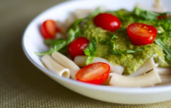 Hemp Pesto Pasta