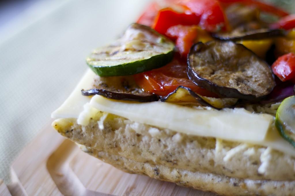 Veggie Cheese Panini