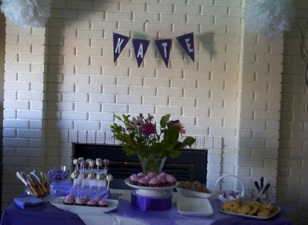 Dessert Table Kates