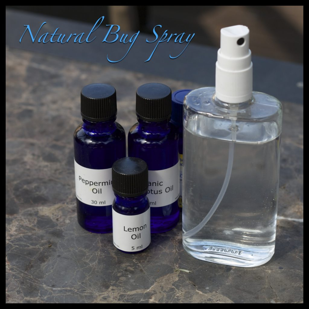 Homemade Insect Repellent: Making Natural Insect Sprays and Lotions