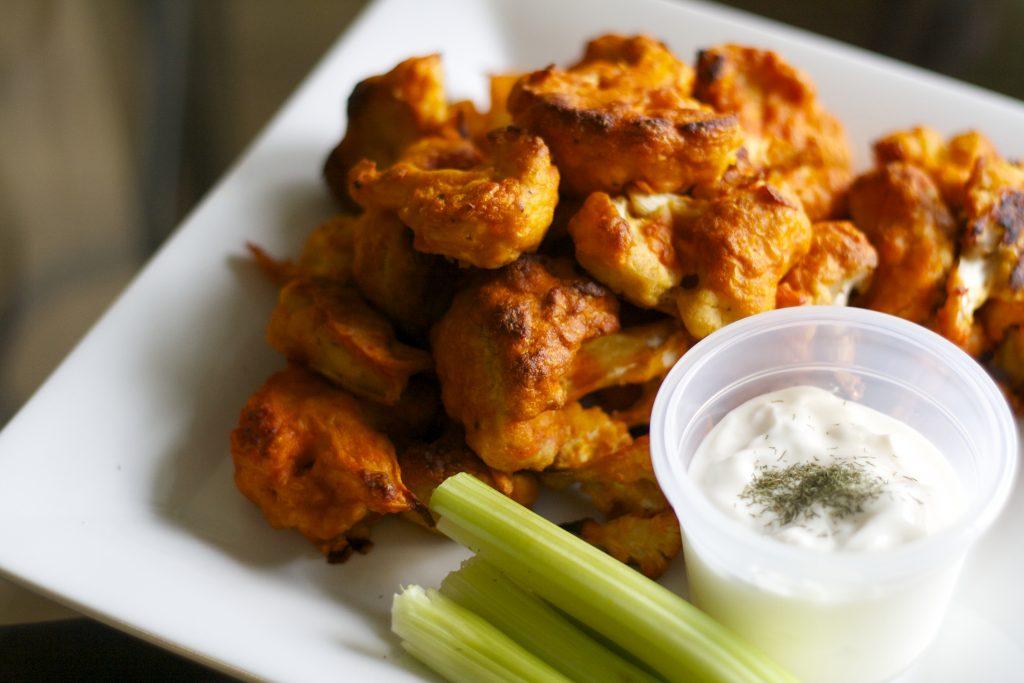 Cauliflower Buffalo Wings | Koko's Kitchen