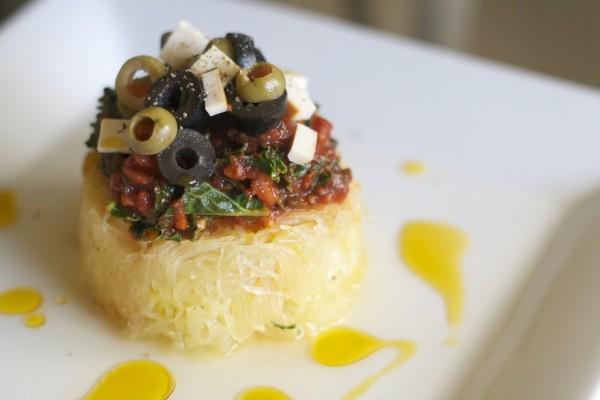Spaghetti Squash Stack | Koko's Kitchen