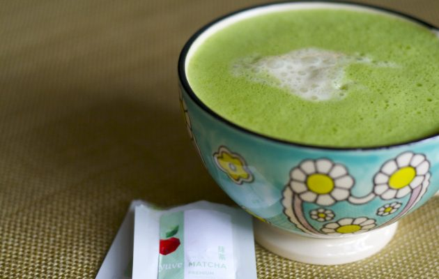 Yuve Matcha Latte | Koko's Kitchen