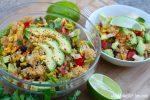 Cumin-Lime Quinoa Salad | Koko's Kitchen
