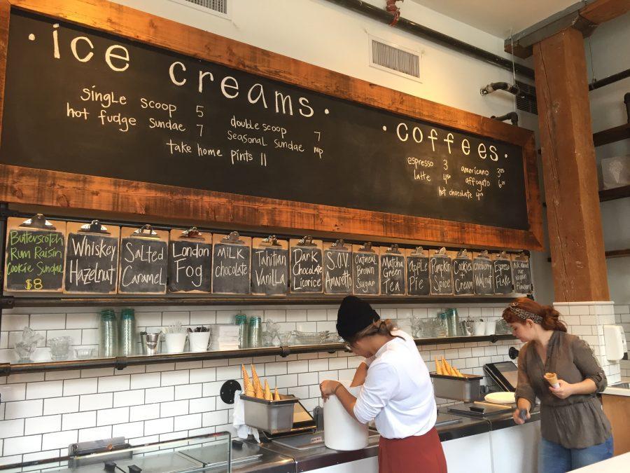 Earnest Ice Cream   Koko's Kitchen