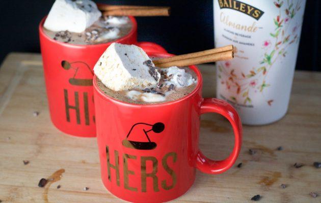 'Winter Buzz' Baileys Almande Hot Chocolate