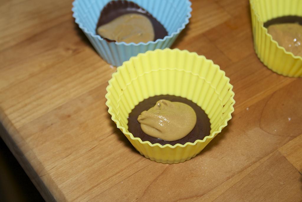 Vegan Peanut Butter Cups   Koko Brill   Koko's Kitchen   Drop Dead Recipes   Drop Dead Clothing