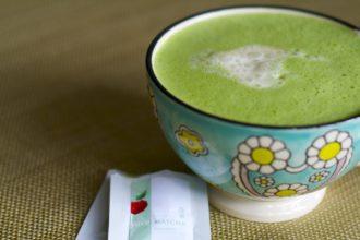 Yuve Matcha Latte   Koko's Kitchen