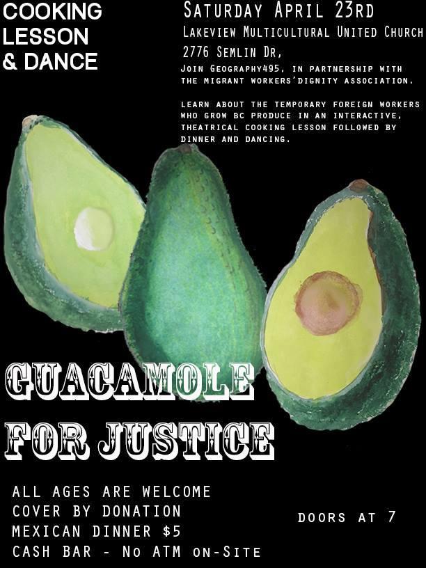 Guacamole For Justice