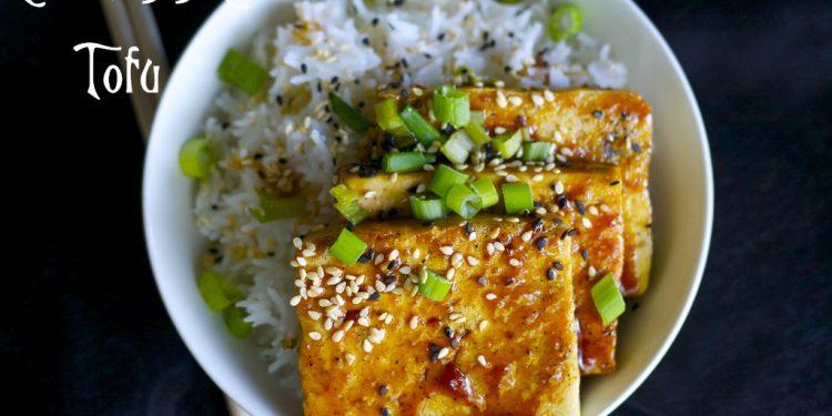 Korean BBQ Tofu | Koko's Kitchen