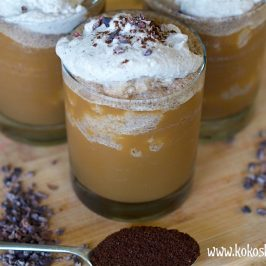 Dairy Free Iced Cappuccinos | Koko's Kitchen