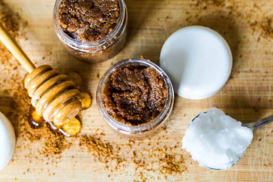 DIY Coconut Sugar Lip Scrub | Koko's Kitchen
