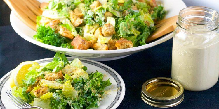 aesar Salad   Koko's Kitchen