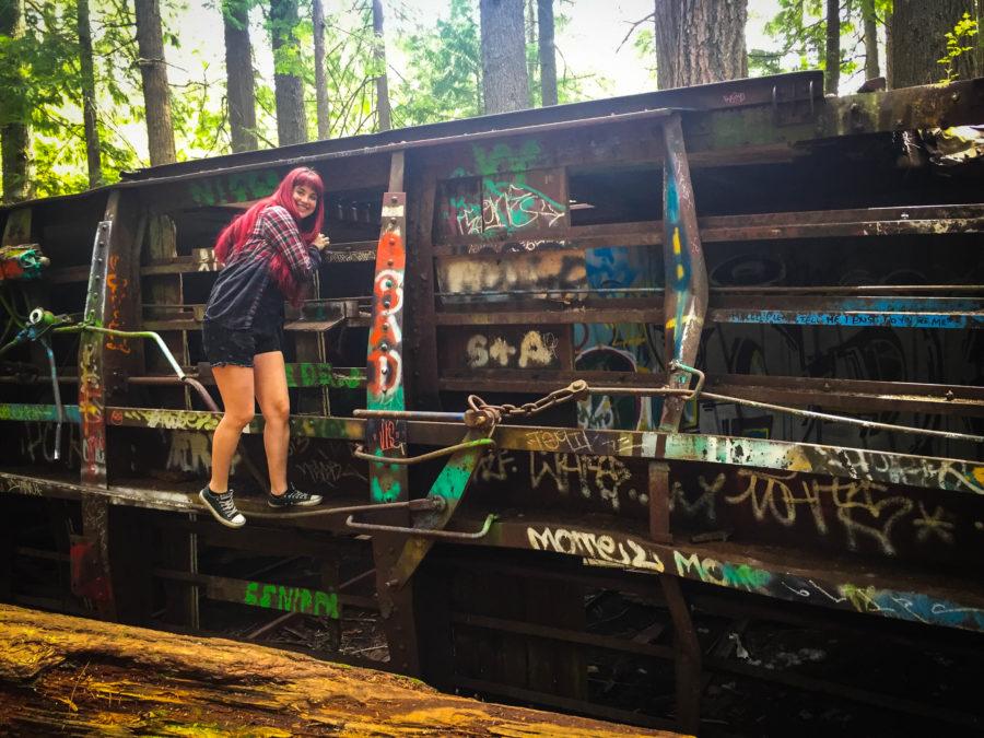 Whistler Train Wreck | Koko's Kitchen | Koko Brill