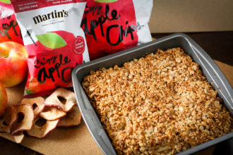 Martin's Apple Chips | Koko's Kitchen