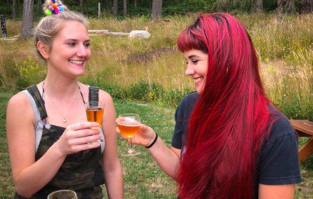Salt Spring Island WIld Cider