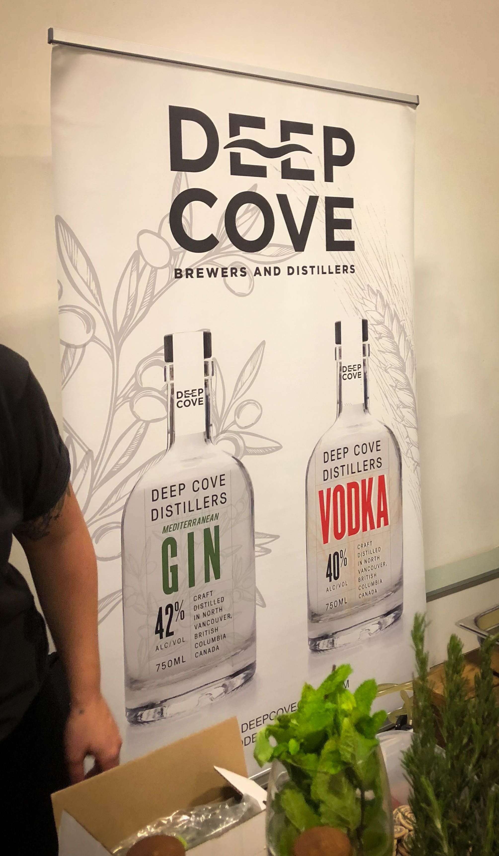 Vancouver's North Shore Craft Beer Week | Deep Cove Spirits
